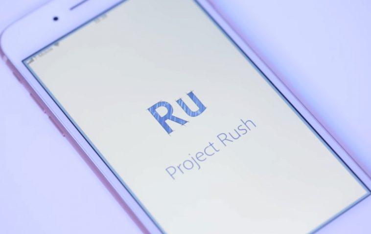 Programu ya Project Rush