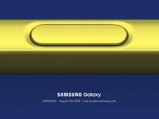 S Pen Galaxy Note 9