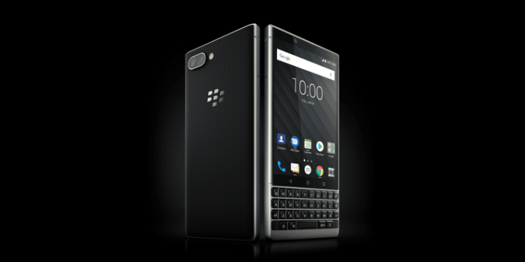 Sifa na Bei ya BlackBerry Key2