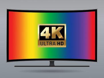TV zenye 4K