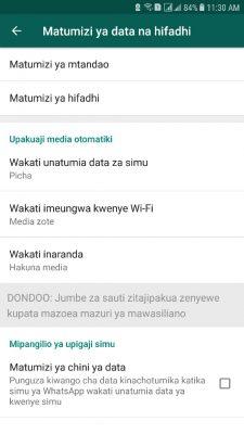 Jinsi ya Kutumia App ya WhatsApp kwa Lugha ya Kiswahili