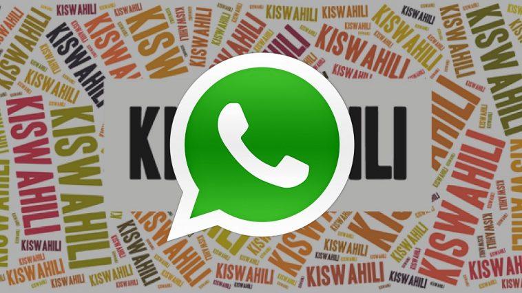 WhatsApp kwa Kiswahili