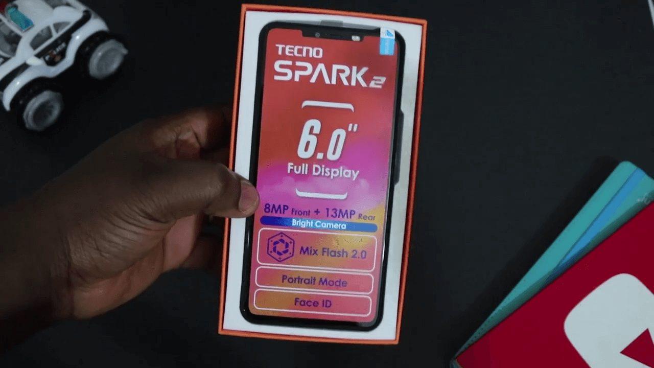 Sifa na Bei ya Tecno Spark 2