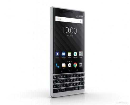 Zifahamu Sifa na Bei ya Simu Mpya ya BlackBerry Key2