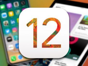mfumo mpya wa iOS 12