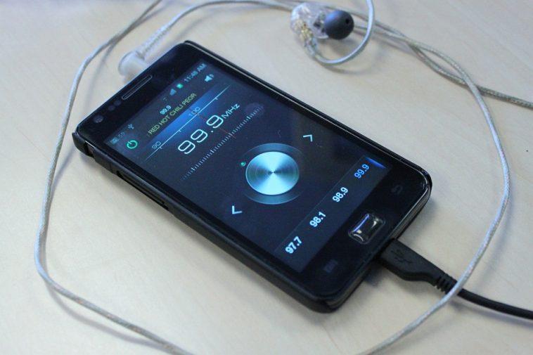 FM Radio kwenye Android