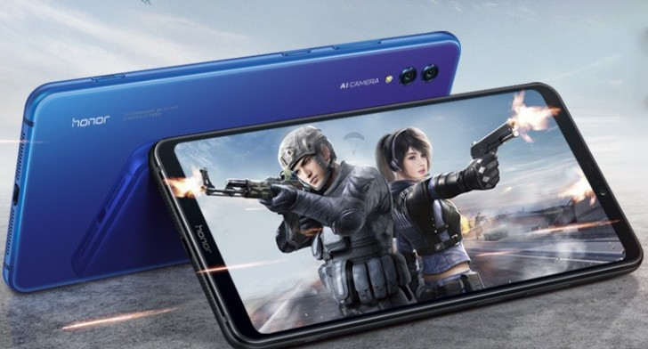Honor Note 10 Game Mode