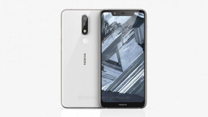 Nokia X5 au Nokia 5.1 Plus