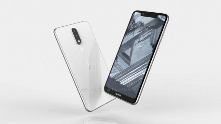 Nokia X5 au Nokia 5.1
