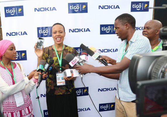 Nokia na Tigo