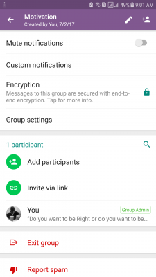 Sasa Admin Kuzuia Wachangiaji Kupitia WhatsApp Group