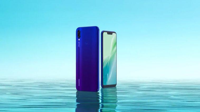 Sifa na Bei ya Huawei Nova 3 na Nova 3i