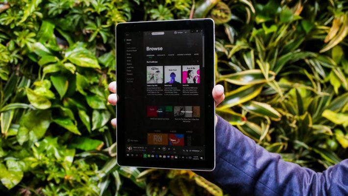 Kampuni ya Microsoft Yazindua Tablet Mpya ya Surface Go