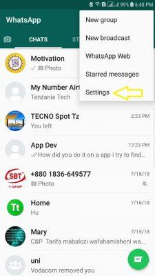 Jinsi ya Kuzuia Mtu Kusoma Meseji Zako za WhatsApp