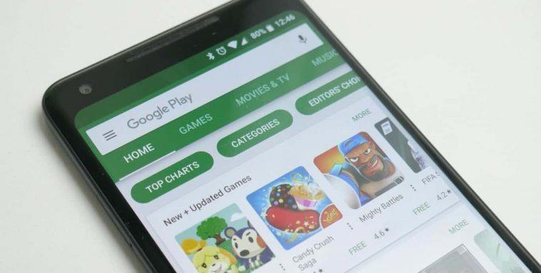 App nzuri za Android Kujaribu