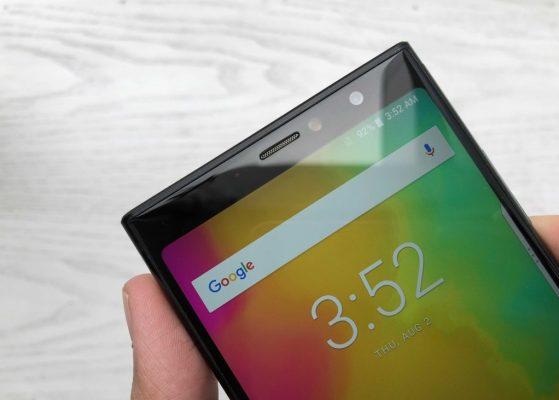 Sifa na Bei ya BlackBerry Evolve na BlackBerry Evolve X