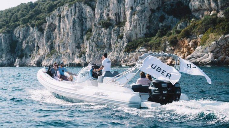 Huduma mpya ya Uberboat