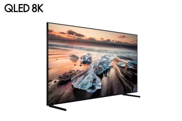 Samsung Yazindua TV ya Kwanza yenye Uwezo wa 8K