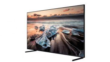 TV ya Kwanza Samsung yenye 8K