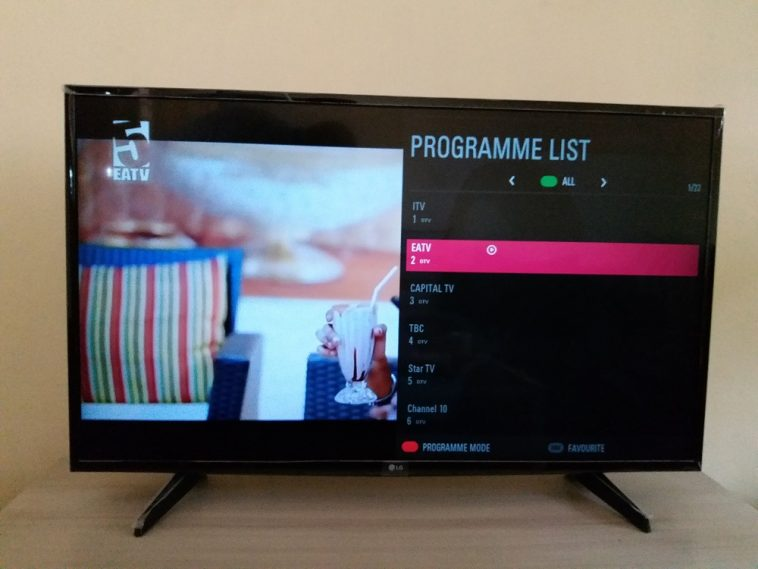 TV zenye ving'amuzi