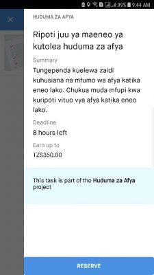 Njia Mpya ya Kutengeneza Pesa Mtandaoni Kupitia Simu Yako