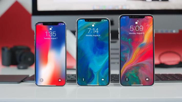 Muonekano wa iPhone mpya 2018 - 2019