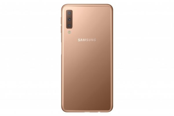 Galaxy A7 (2018) Picha 3