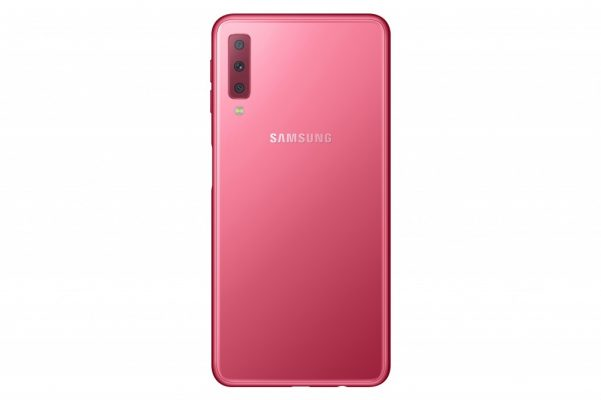 Galaxy A7 (2018) Simu ya Kwanza ya Samsung Yenye Kamera 3