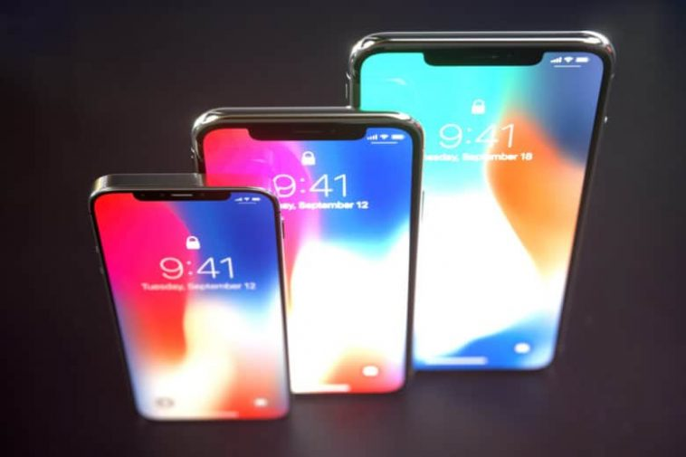 Muonekano wa iphone Xs