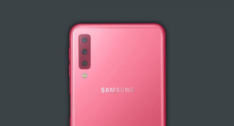 Sifa na bei ya Samsung Galaxy A7 (2018)