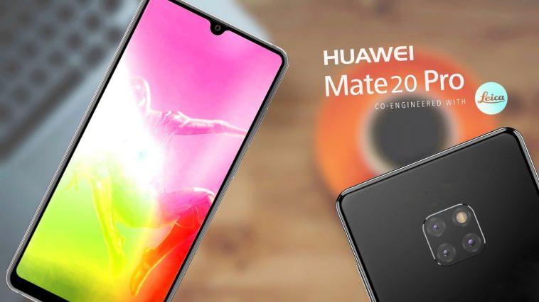 Simu mpya ya Huawei Mate 20