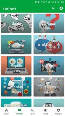 Mabadiliko Mapya Kwenye Toleo Jipya la App ya Tanzania Tech