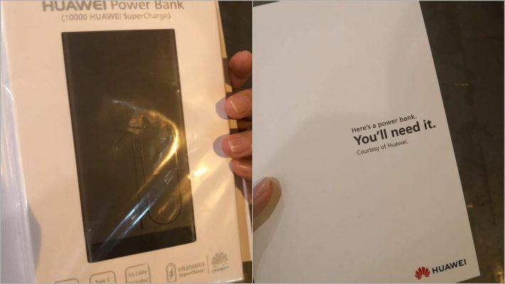 Video : Huawei Yagawa Power Bank kwa Wateja wa Apple