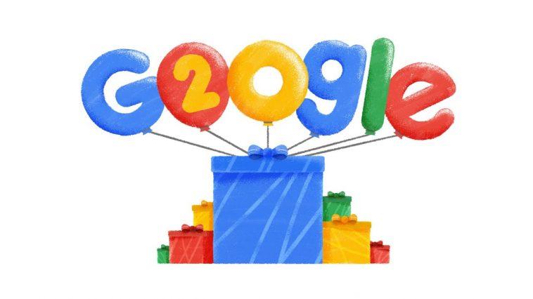 Google Kufikisha Miaka 20