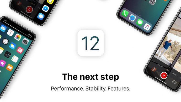 mfumo wa iOS 12 Download