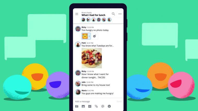 Yahoo Together app