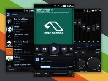 App za kusikiliza muziki kwenye android