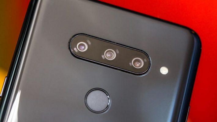 LG V40 ThinQ Pic 1