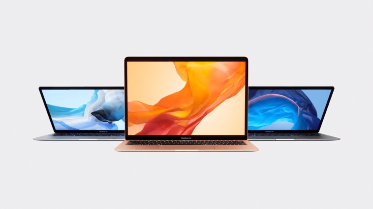 Laptop Mpya ya MacBook Air