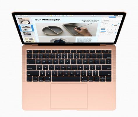 Kampuni ya Apple Yazindua Laptop Mpya za MacBook Air