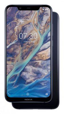 Nokia X7 (2018)