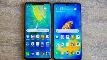 Sifa na Bei ya Huawei Mate 20 na Mate 20 Pro 1