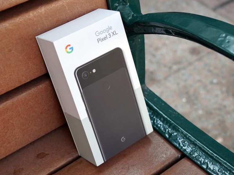 Uzinduzi wa Google Pixel 3