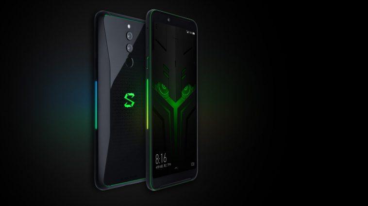 Xiaomi Yazindua Black Shark Helo Simu Yenye RAM GB 10