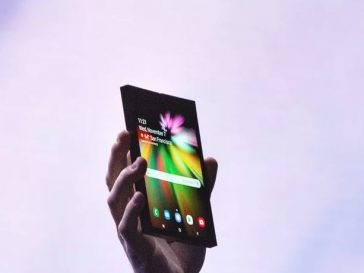 Samsung Flexible Smartphone (simu inayojikunja)