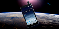 Simu yenye satellite Thuraya X5-Touch