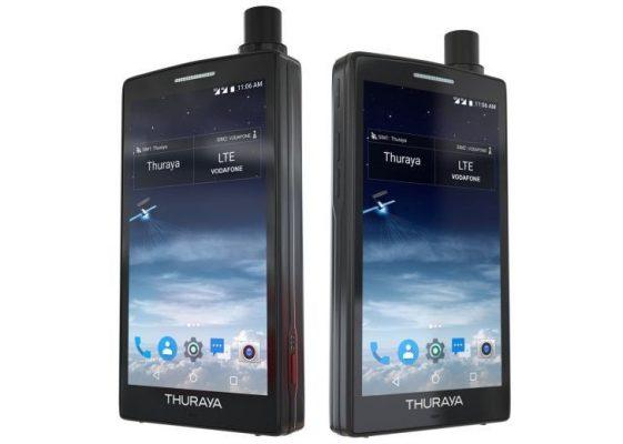 Kutana na Thuraya X5-Touch Simu ya Android Yenye Satellite