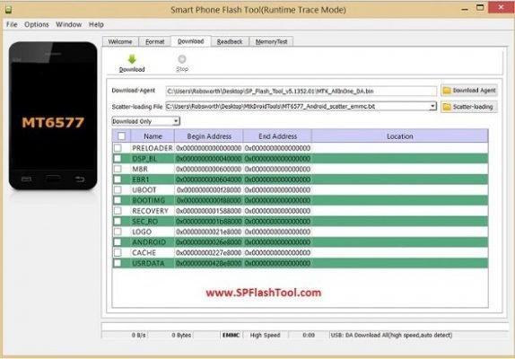 Hizi Hapa Programu (4) za Kuflash Simu za Android (2021)