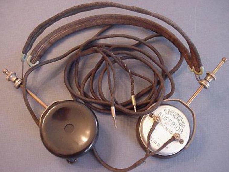 Headphone za kwanza zilizo buniwa jikoni.
