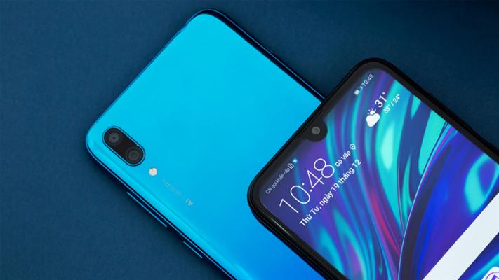 Huawei Yazindua Simu Mpya ya Huawei Y7 Pro (2019)